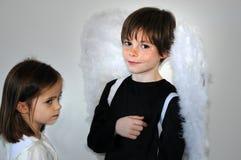 Gestohlene Flügel Lizenzfreie Stockbilder