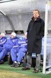 Gestore Yuri Semin del Kyiv della dinamo di FC Fotografia Stock