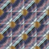 Gestreept grunge 3d naadloos patroon Royalty-vrije Stock Foto's