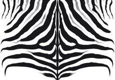 Gestreept patroon Royalty-vrije Stock Afbeelding