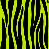Gestreept strepen naadloos dierlijk patroon stock illustratie