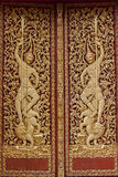 Gestreept Thailand royalty-vrije stock fotografie