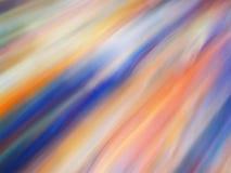 Gestreepte abstractie Stock Afbeelding