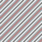 Gestreepte de stoffentextuur van de mensenkleur vector illustratie