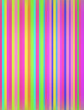 Gestreepte kleuren Royalty-vrije Stock Fotografie