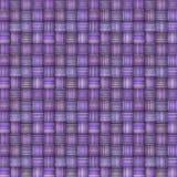 Gestreepte mozaïekachtergrond in veelvoudige purple Stock Afbeeldingen