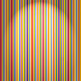 Gestreepte multicolored achtergrond Stock Fotografie