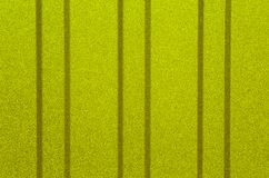 Gestreepte muurtextuur Stock Foto