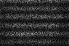 Gestreepte stenenachtergrond met golvend effect Stock Fotografie