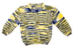 Gestreepte sweater Royalty-vrije Stock Fotografie