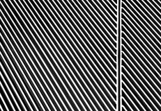 Gestreepte textuur van metaal Royalty-vrije Stock Afbeeldingen