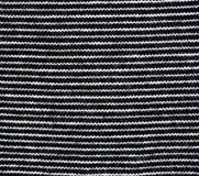 Gestreepte zwart-wit breit stoffentextuur, gebreide patroonbedelaars royalty-vrije stock fotografie