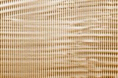 Gestreifte Seifenlauge der braunen Farbe Stockfoto