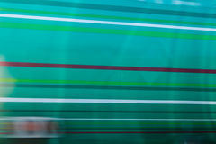 Gestreifter abstrakter grüner Hintergrund Lizenzfreie Stockfotos