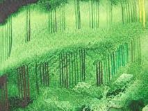 Gestreifter Hintergrund Stockbild