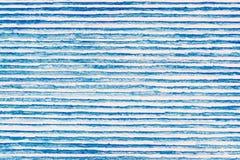 Gestreifter Hintergrund des künstlerischen Aquarells für Ihr Lizenzfreie Stockbilder
