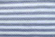 Gestreifter Textilhintergrund Stockfoto