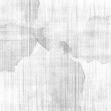 Gestreifter und karierter Hintergrund des Schmutzes in den grauen und weißen Farben stock abbildung