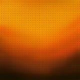 Gestrickter orange Hintergrund Stockfoto