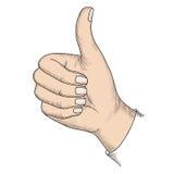 gesture Стоковое фото RF
