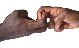 Gesture of fingers and hands. The gesture of the fingers and hands is a veritable language, and may be a part of non-verbal communication which may be used in Stock Photos