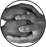 Gesture of fingers and hands. The gesture of the fingers and hands is a veritable language, and may be a part of non-verbal communication which may be used in Royalty Free Stock Images