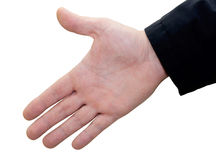 Gesture Greeting Stock Photo