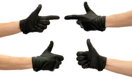 Gestures Stock Image