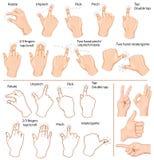 Gestures Stock Photo