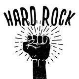 Gestures arms stop, palm, thumbs up, finger pointer, ok, like and pray or handshake, fist and peace or rock n roll. Engraved hand drawn in old sketch style royalty free illustration