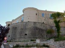 Gesualdo Castle Royaltyfri Fotografi