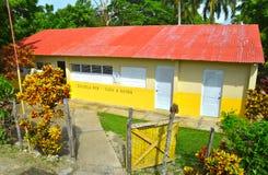 Gesubsidieerde lage school, Dominicaanse Republiek Royalty-vrije Stock Afbeelding