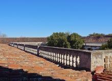 Gesuita Estancia Caroya, Argentina fotografia stock libera da diritti