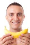 Gesunde Banane stockbild