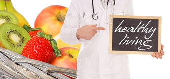 Gesunde Ernährung Lizenzfreie Stockbilder