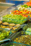 Gesunde Ernährung - Gemüse Lizenzfreies Stockbild