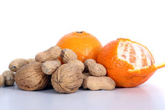 Gesunde Früchte Stockbild