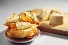 Gesunde Frühstücksprodukte Lizenzfreie Stockfotos