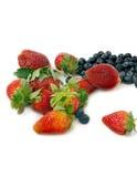 Gesunde Fruchtantioxydantien Lizenzfreie Stockfotos