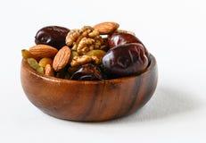 Gesunde Fruchtschüssel Stockfotografie