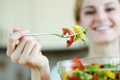 Gesunde Mahlzeit Stockbild
