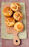 Gesunde Muffins Lizenzfreie Stockfotos