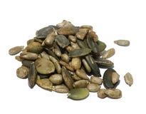 Gesunde Nüsse und Samen Lizenzfreies Stockbild