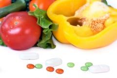 Gesunde Nahrung Stockfoto