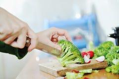Gesunde Nahrung Stockbild