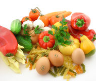 Gesunde Nahrung Stockfotos