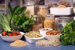 Gesunde Nahrungsmittel stockfotos