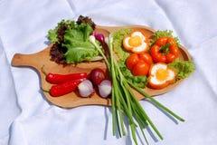 Gesunde Nahrungsmittel lizenzfreie stockbilder