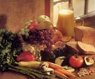 Gesunde Nahrungsmittel lizenzfreie stockfotos