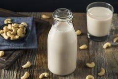 Gesunde organische Acajoubaum-Milch Stockbild